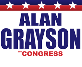 Alan Grayson For Congress